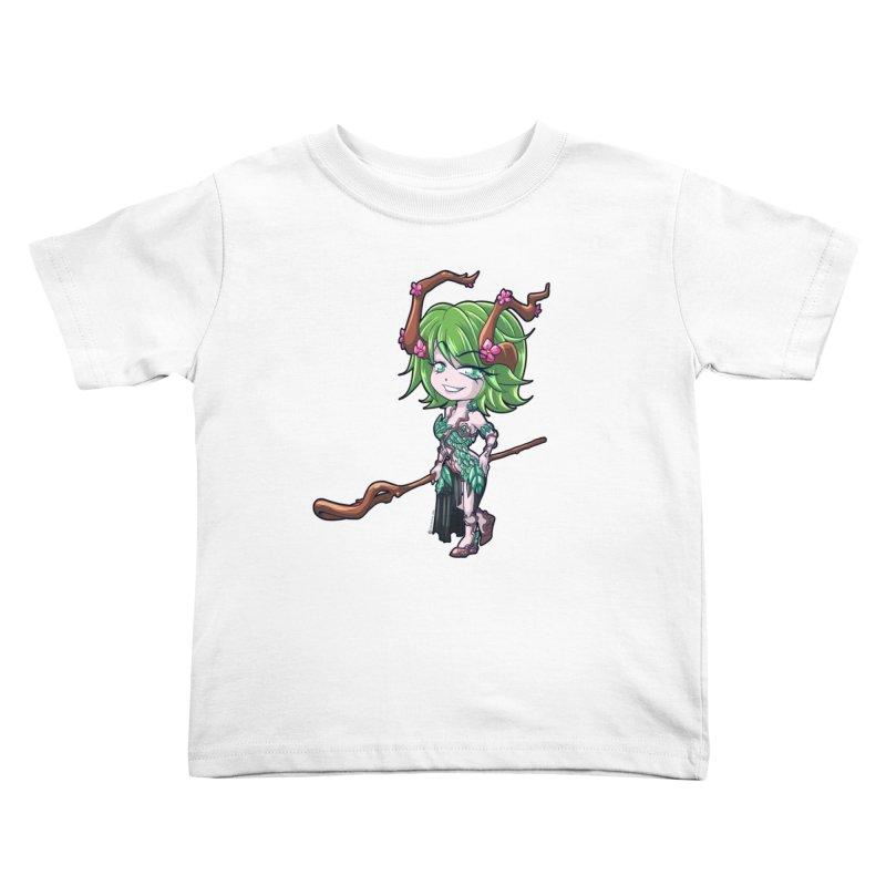 Chibi Series 1: Druid Kids Toddler T-Shirt by Shirts by Noc