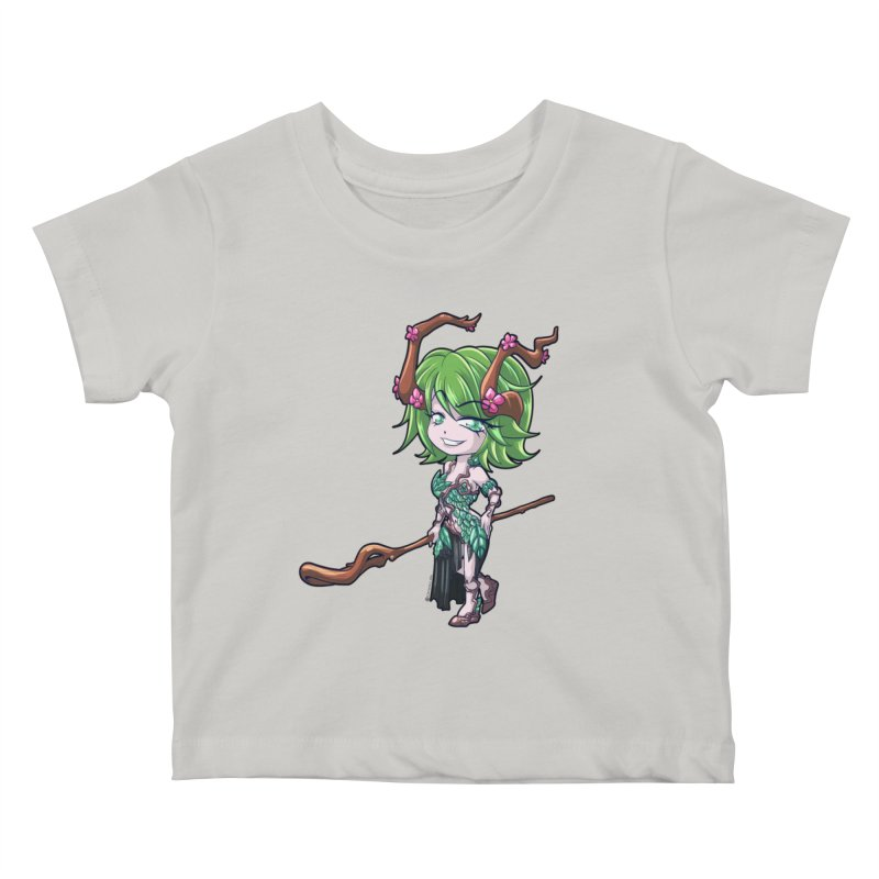 Chibi Series 1: Druid Kids Baby T-Shirt by Shirts by Noc