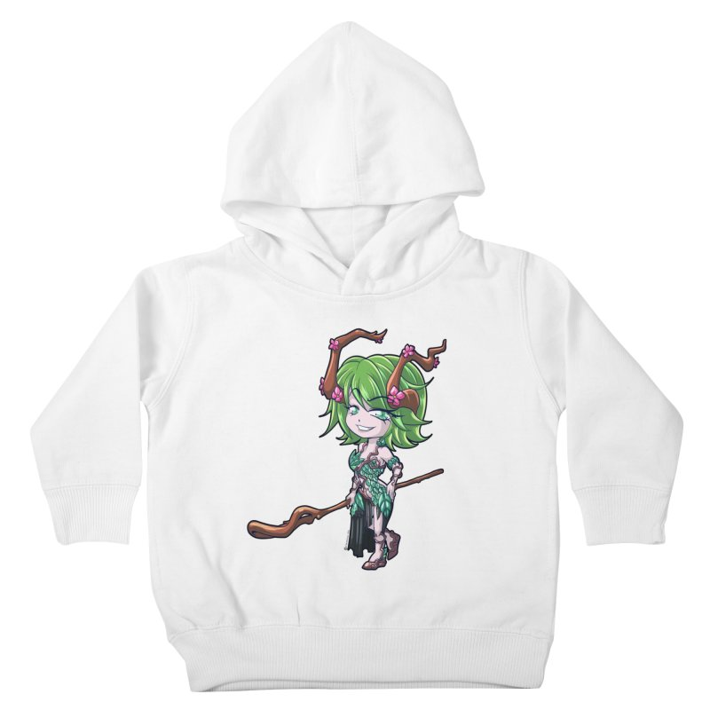 Chibi Series 1: Druid Kids Toddler Pullover Hoody by Shirts by Noc