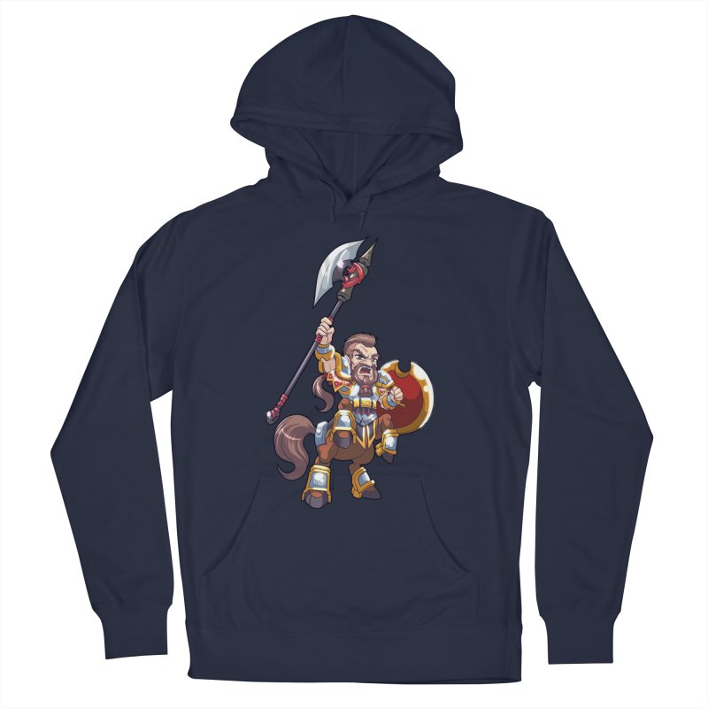 Chibi Series 1: Legionnaire Men's Pullover Hoody by Shirts by Noc