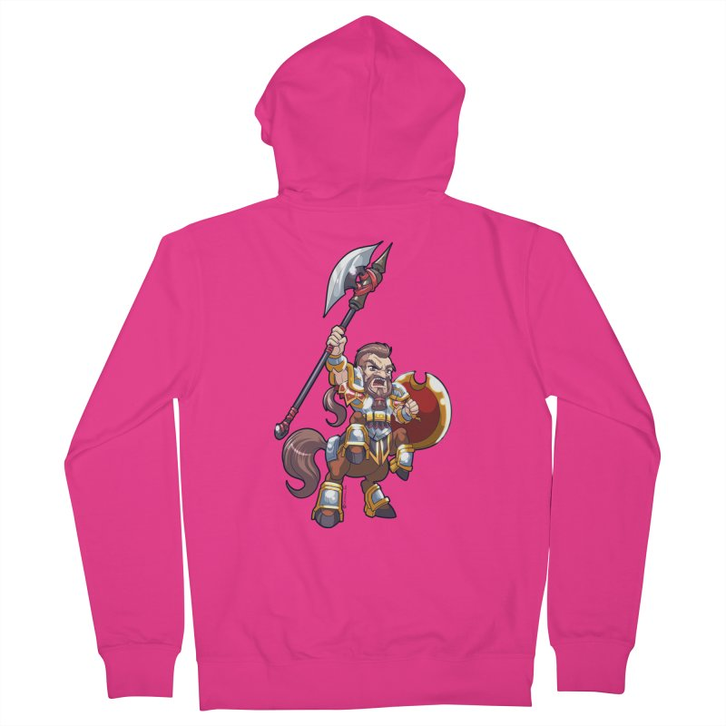 Chibi Series 1: Legionnaire Men's Zip-Up Hoody by Shirts by Noc