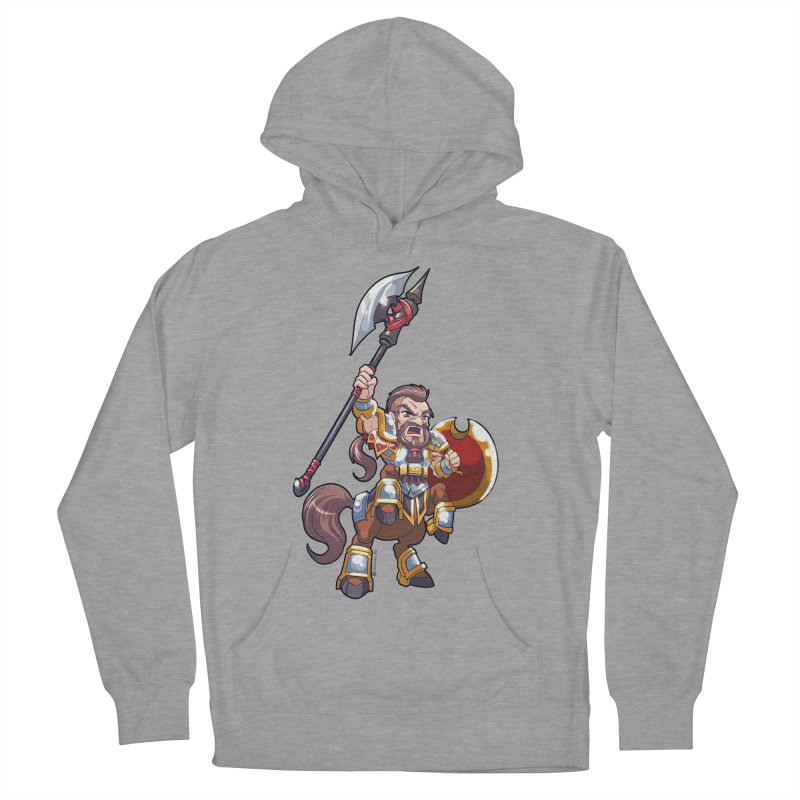 Chibi Series 1: Legionnaire Women's French Terry Pullover Hoody by Shirts by Noc