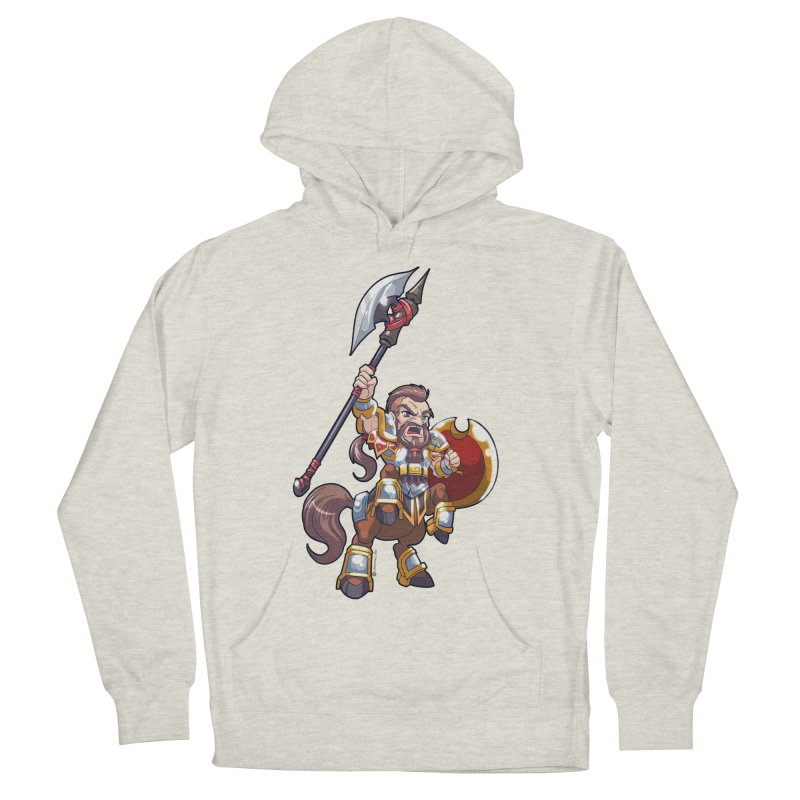 Chibi Series 1: Legionnaire Men's French Terry Pullover Hoody by Shirts by Noc
