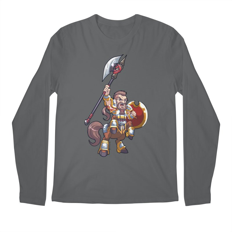 Chibi Series 1: Legionnaire Men's Regular Longsleeve T-Shirt by Shirts by Noc