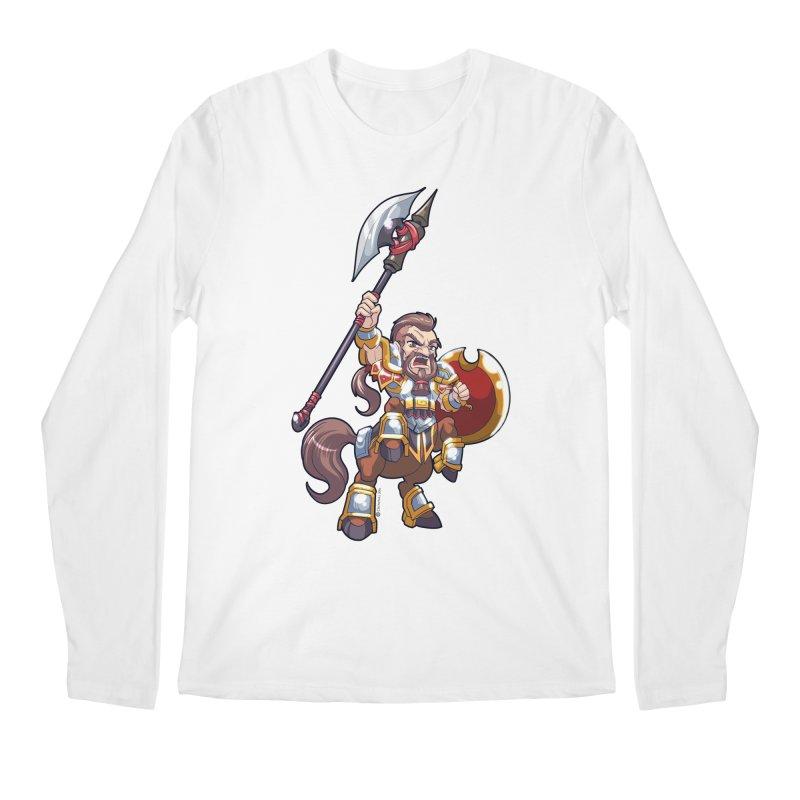 Chibi Series 1: Legionnaire Men's Regular Longsleeve T-Shirt by Shirts by Noc