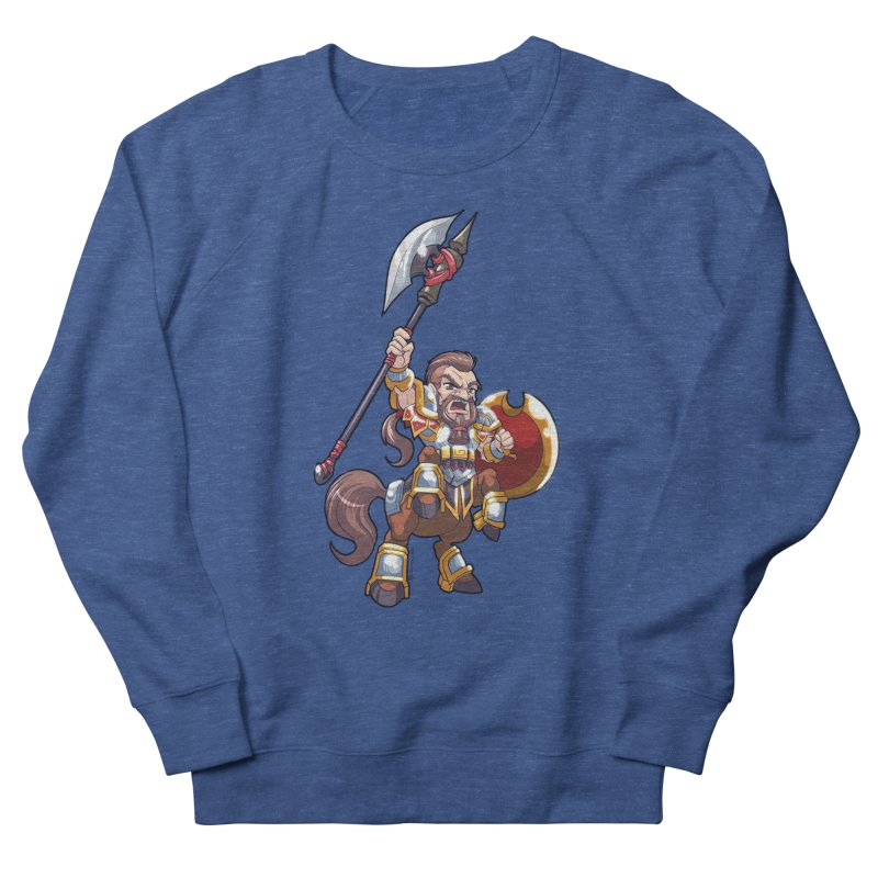 Chibi Series 1: Legionnaire Women's French Terry Sweatshirt by Shirts by Noc