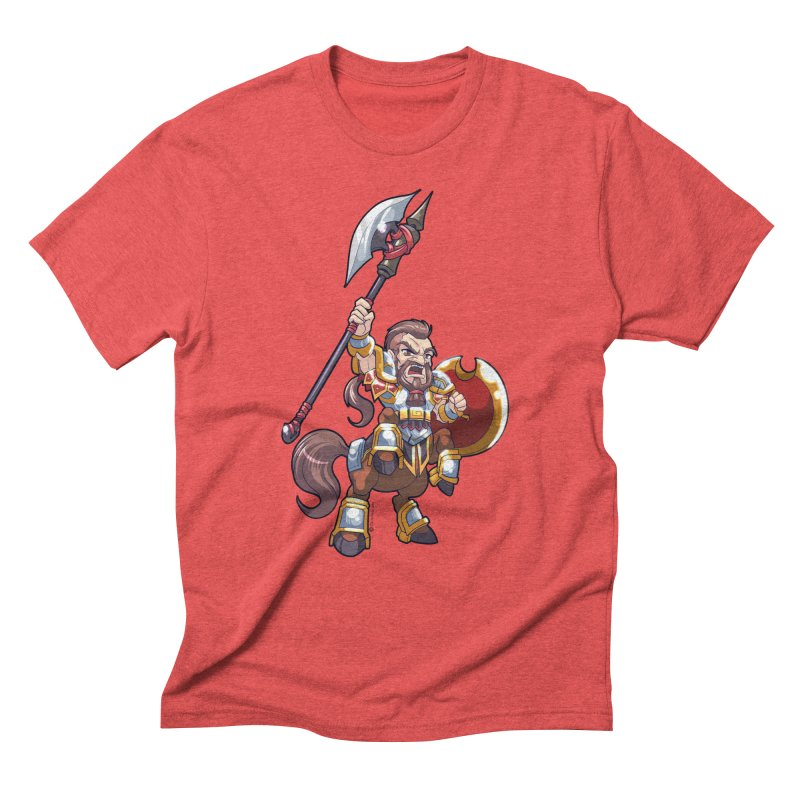 Chibi Series 1: Legionnaire Men's Triblend T-Shirt by Shirts by Noc