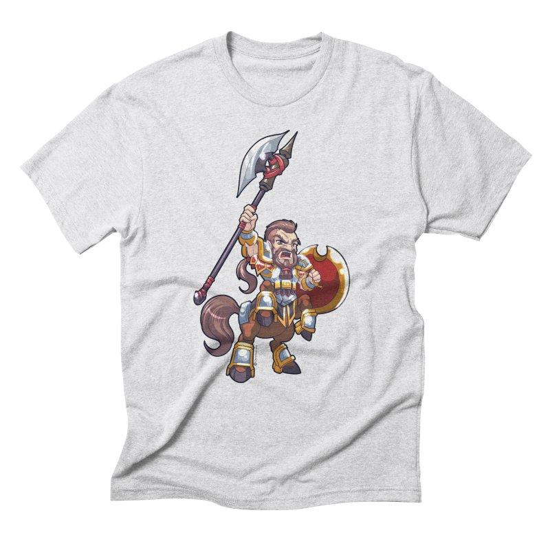 Chibi Series 1: Legionnaire Men's Triblend T-Shirt by Shirts by Noc