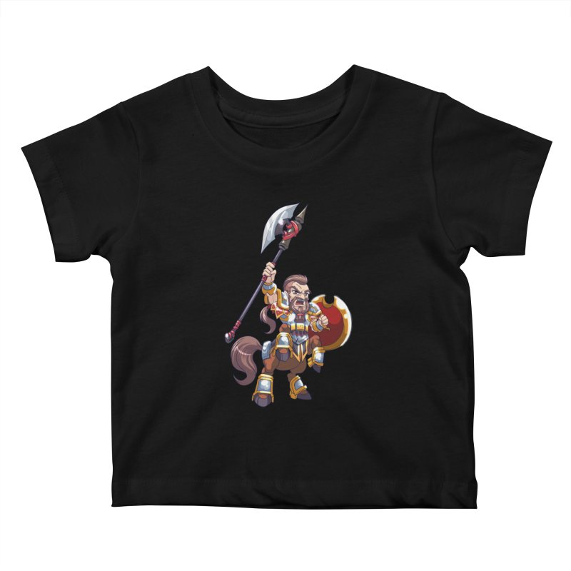 Chibi Series 1: Legionnaire Kids Baby T-Shirt by Shirts by Noc