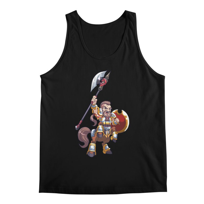 Chibi Series 1: Legionnaire Men's Tank by Shirts by Noc