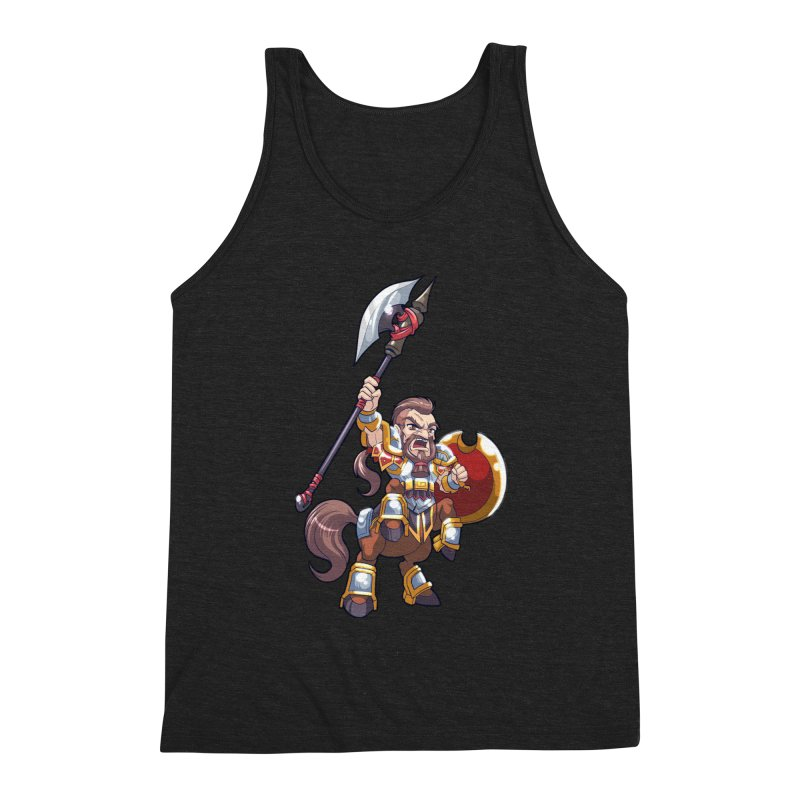 Chibi Series 1: Legionnaire Men's Triblend Tank by Shirts by Noc