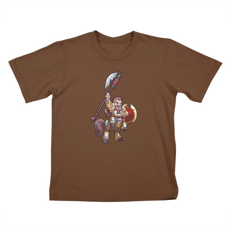 Chibi Series 1: Legionnaire Kids T-Shirt by Shirts by Noc