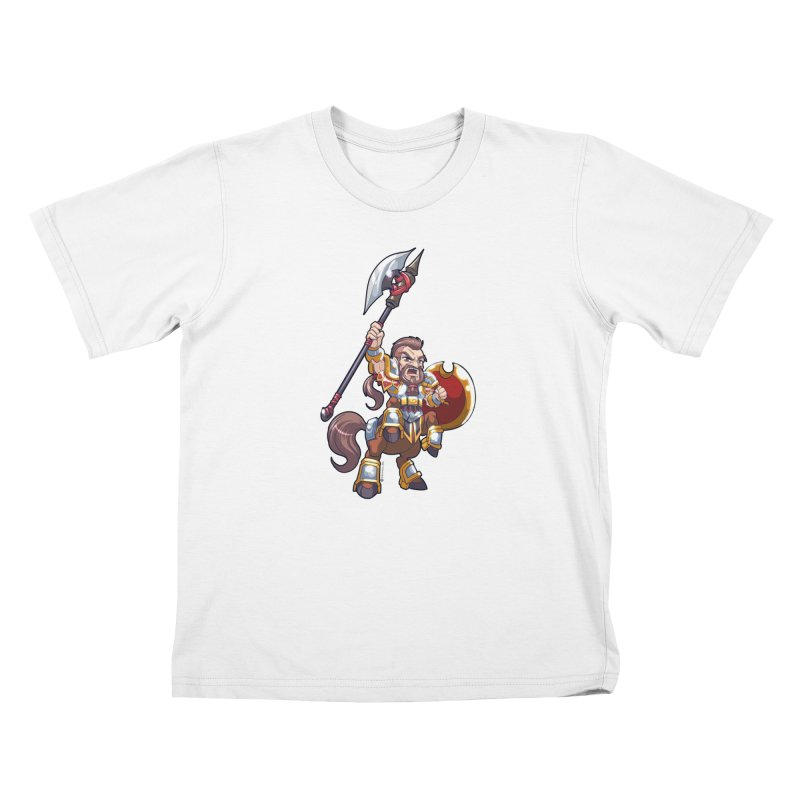 Chibi Series 1: Legionnaire Kids T-Shirt by Shirts by Noc