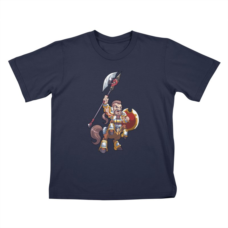 Chibi Series 1: Legionnaire Kids Toddler T-Shirt by Shirts by Noc
