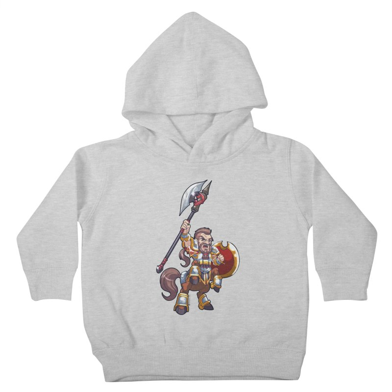 Chibi Series 1: Legionnaire Kids Toddler Pullover Hoody by Shirts by Noc