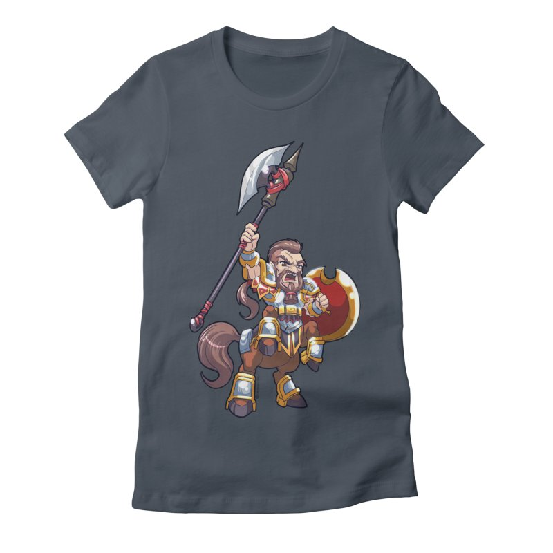 Chibi Series 1: Legionnaire Women's T-Shirt by Shirts by Noc