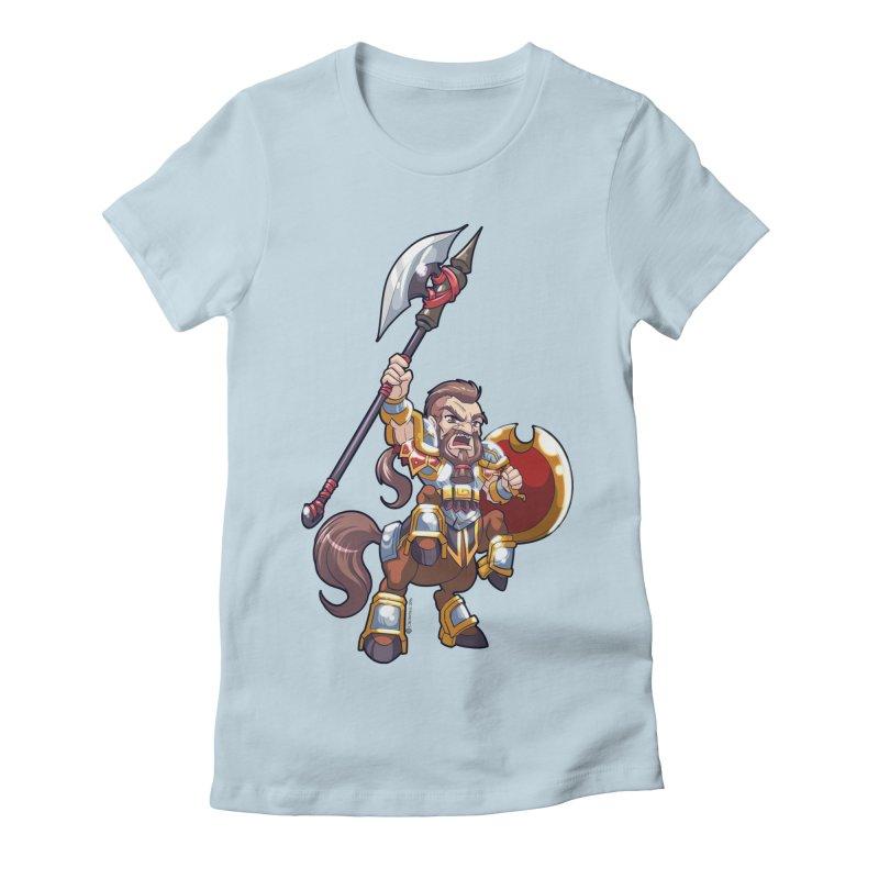 Chibi Series 1: Legionnaire Women's T-Shirt by Shirts by Noc