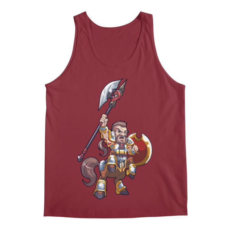 Chibi Series 1: Legionnaire Men's Tank by Shirts by Noc