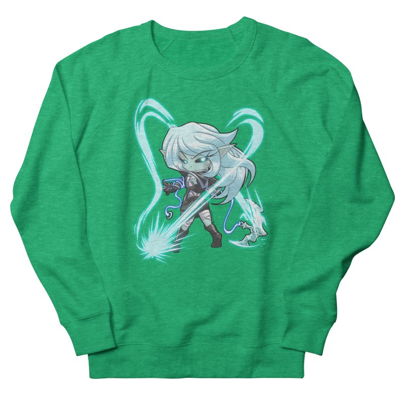 Chibi Series 1: Frostweaver Women's Sweatshirt by Shirts by Noc
