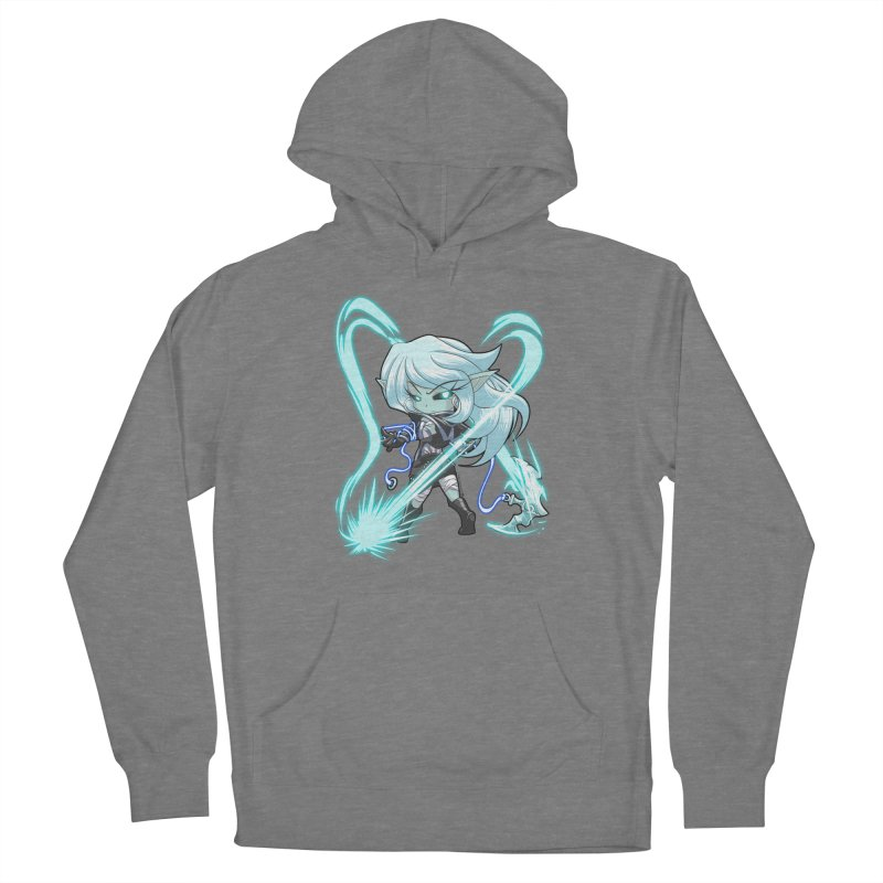 Chibi Series 1: Frostweaver Women's French Terry Pullover Hoody by Shirts by Noc