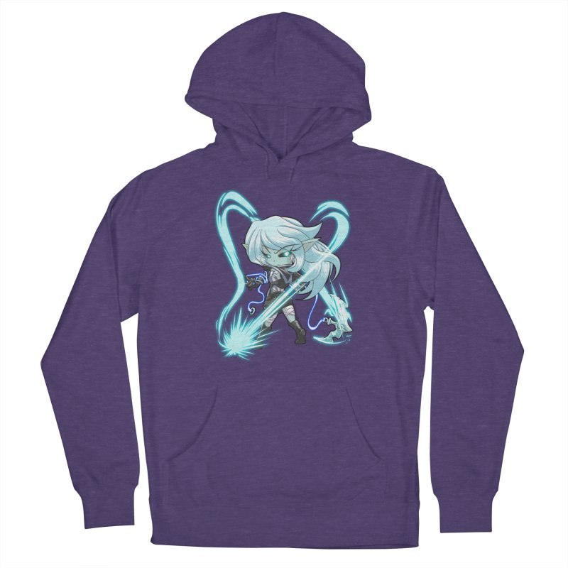 Chibi Series 1: Frostweaver Men's Pullover Hoody by Shirts by Noc