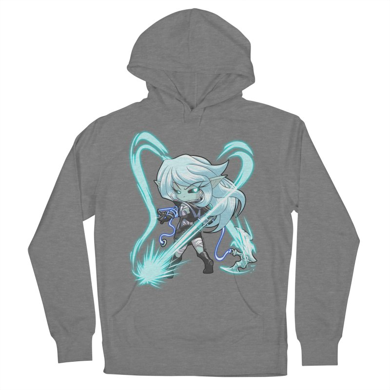 Chibi Series 1: Frostweaver Women's Pullover Hoody by Shirts by Noc