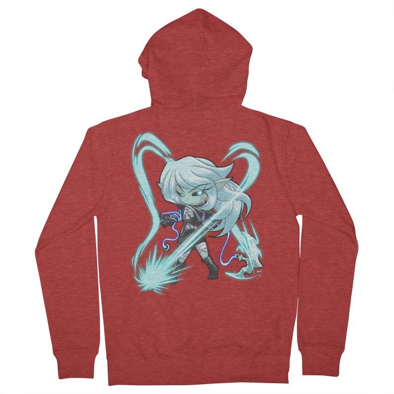 Chibi Series 1: Frostweaver Women's Zip-Up Hoody by Shirts by Noc