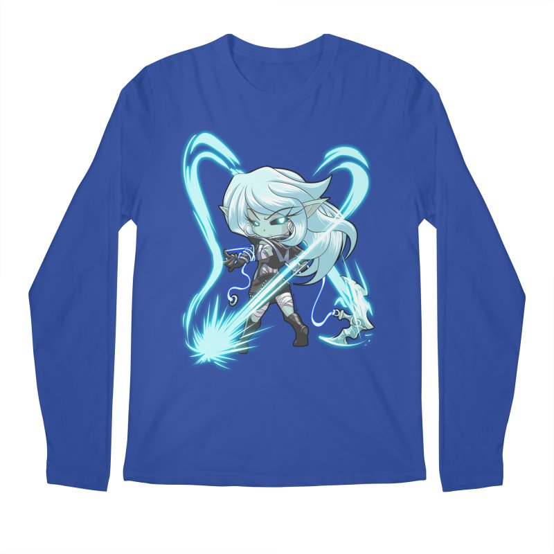 Chibi Series 1: Frostweaver Men's Regular Longsleeve T-Shirt by Shirts by Noc