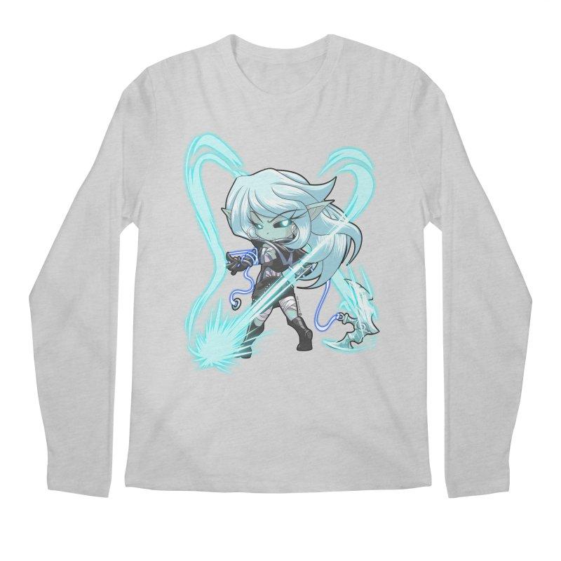 Chibi Series 1: Frostweaver Men's Longsleeve T-Shirt by Shirts by Noc