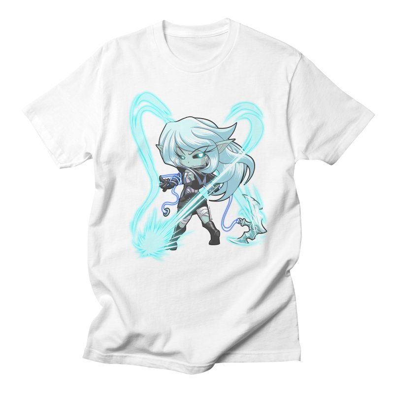 Chibi Series 1: Frostweaver Men's T-Shirt by Shirts by Noc