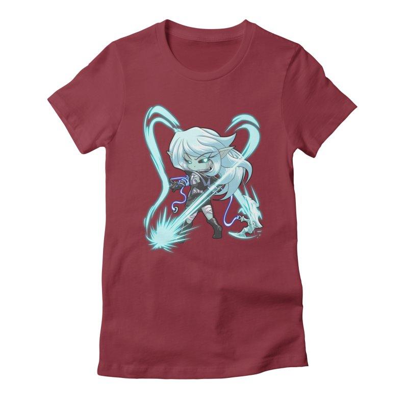 Chibi Series 1: Frostweaver Women's T-Shirt by Shirts by Noc