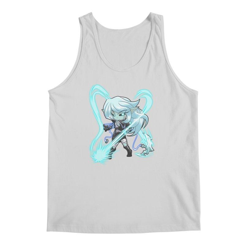 Chibi Series 1: Frostweaver Men's Regular Tank by Shirts by Noc