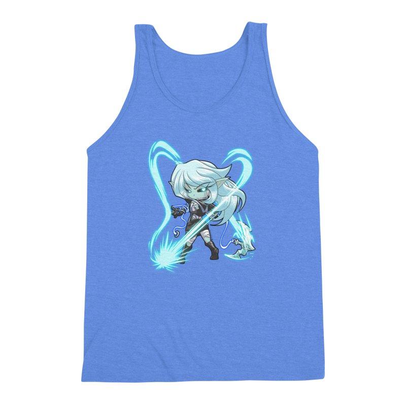 Chibi Series 1: Frostweaver Men's Triblend Tank by Shirts by Noc