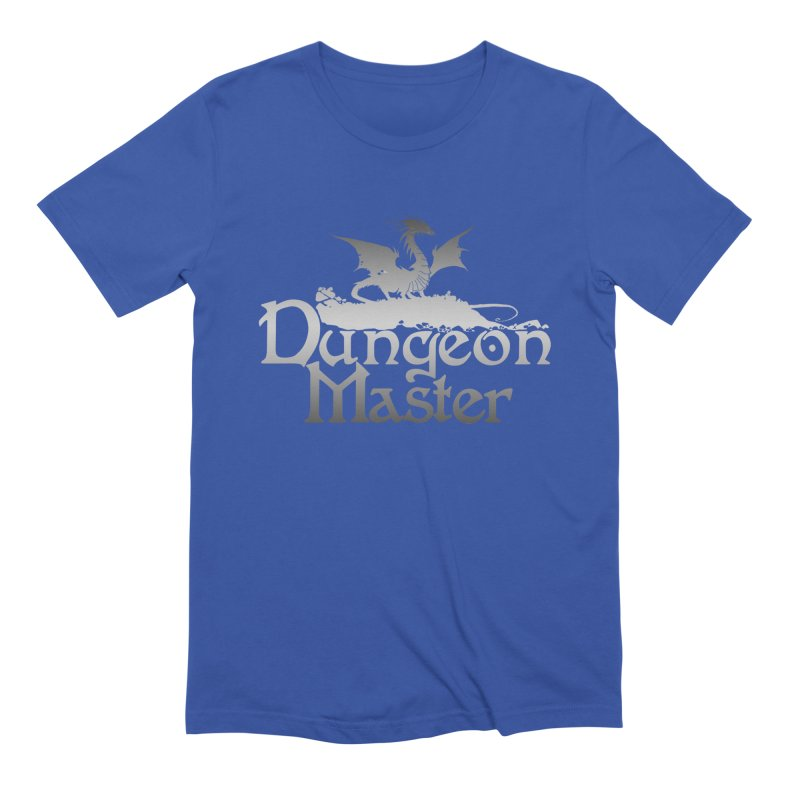 Dungeon Master Men's Extra Soft T-Shirt by Shirts by Noc