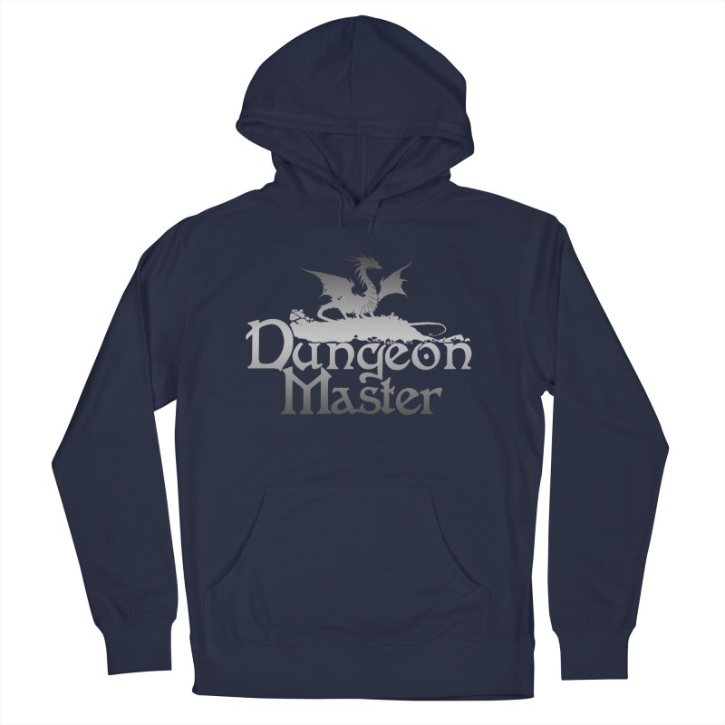 Dungeon Master Men's French Terry Pullover Hoody by Shirts by Noc