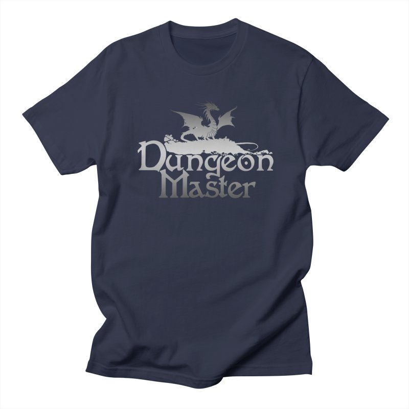 Dungeon Master Women's Regular Unisex T-Shirt by Shirts by Noc