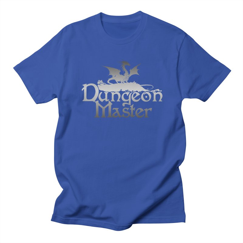 Dungeon Master Men's Regular T-Shirt by Shirts by Noc