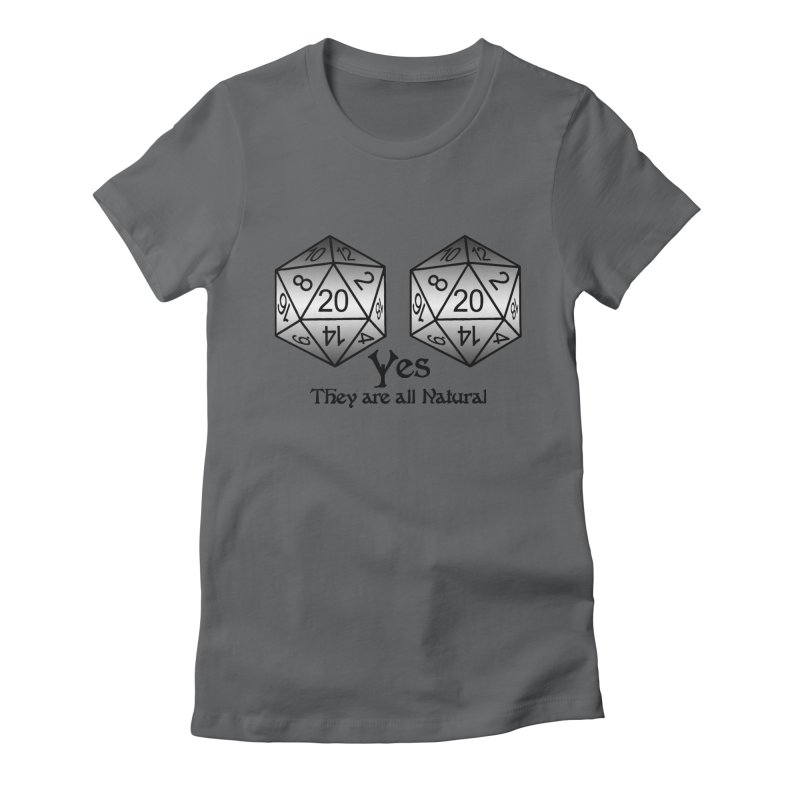 Natural 20s Women's T-Shirt by Shirts by Noc