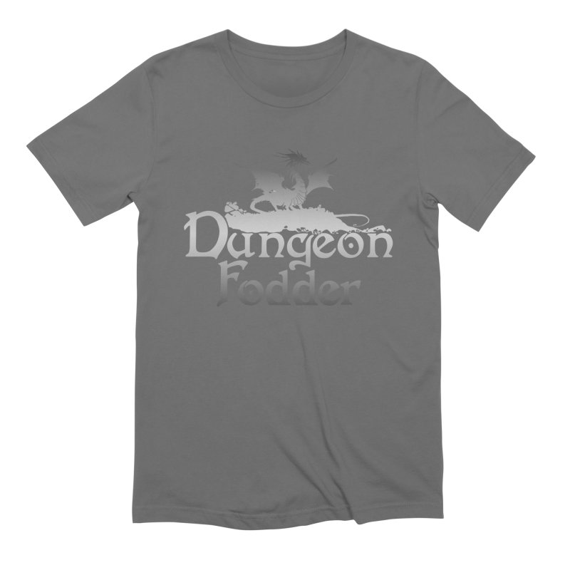 Dungeon Fodder Men's Extra Soft T-Shirt by Shirts by Noc