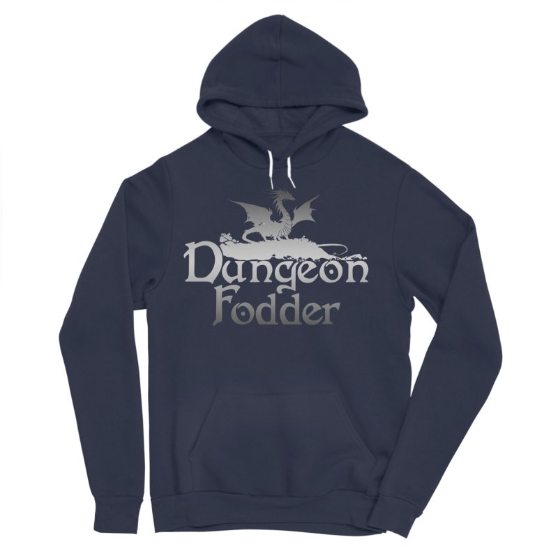Dungeon Fodder Men's Sponge Fleece Pullover Hoody by Shirts by Noc