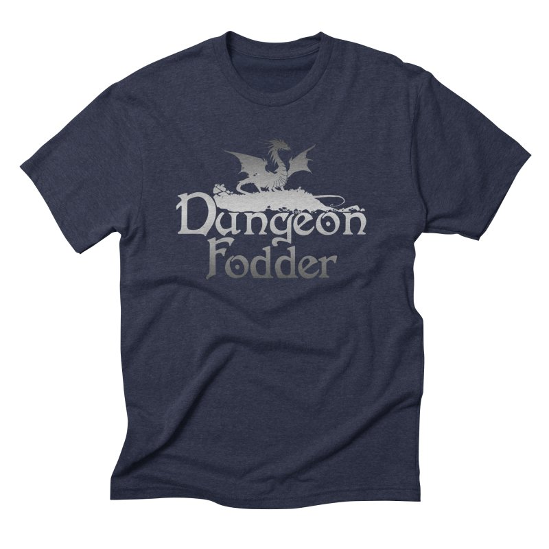 Dungeon Fodder Men's T-Shirt by Shirts by Noc