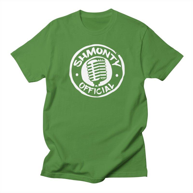 Shmonty Official Light Logo Men's T-Shirt by Shmonty Official Gear