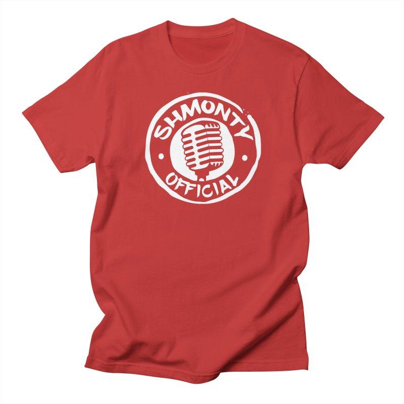 Shmonty Official Light Logo Men's Regular T-Shirt by Shmonty Official Gear