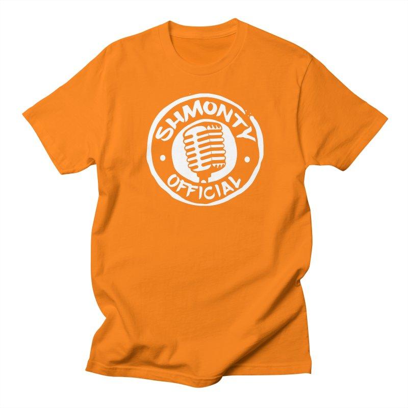 Shmonty Official Light Logo Women's Regular Unisex T-Shirt by Shmonty Official Gear