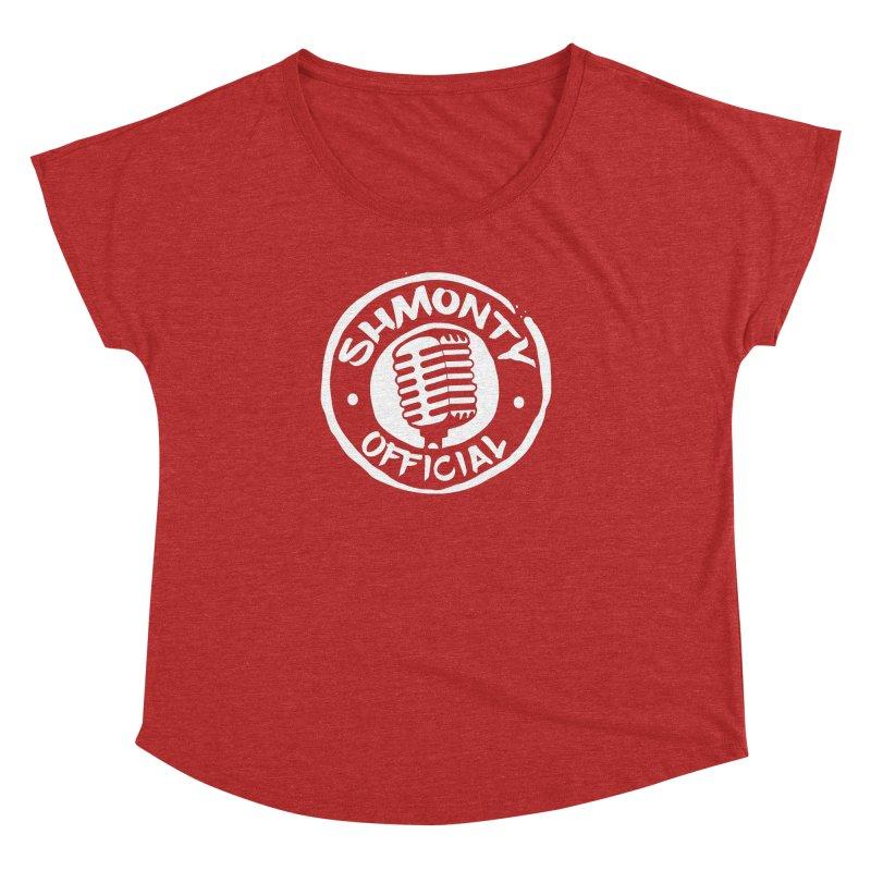 Shmonty Official Light Logo Women's Dolman by Shmonty Official Gear