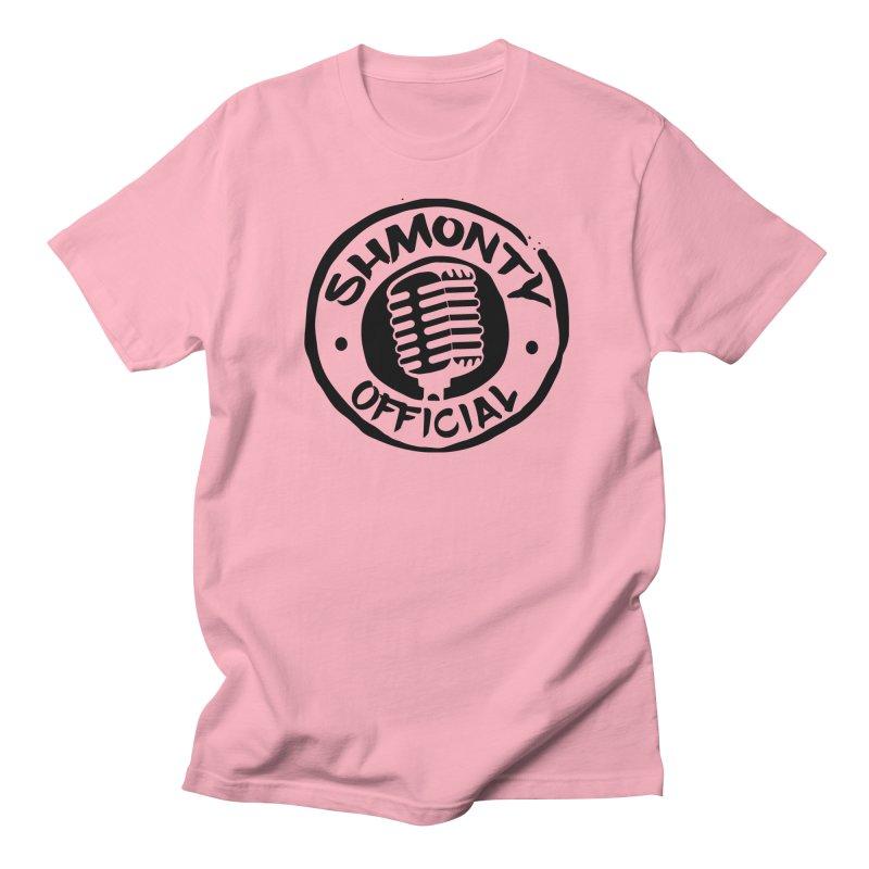 Shmonty Official Dark Logo Men's T-Shirt by Shmonty Official Gear