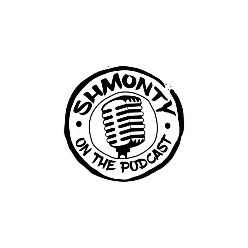 Shmonty on The Podcast Dark Logo   by Shmonty Official Gear