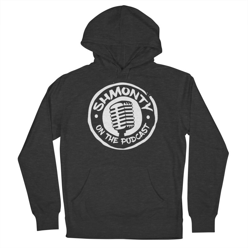 Shmonty on the Podcast Light Logo Women's Pullover Hoody by Shmonty Official Gear