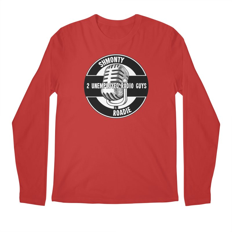 2 Unemployed Radio Guys TShirt Men's Regular Longsleeve T-Shirt by Shmonty Official Gear