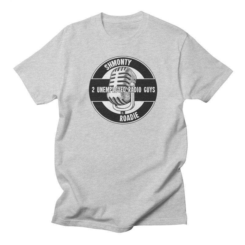 2 Unemployed Radio Guys TShirt Men's Regular T-Shirt by Shmonty Official Gear